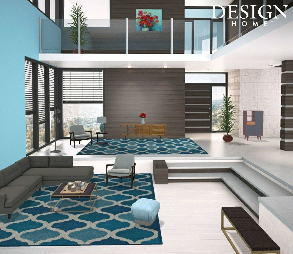 A Place For Parties Challenge 4 56 My Home Design Interior Design Layout House Design