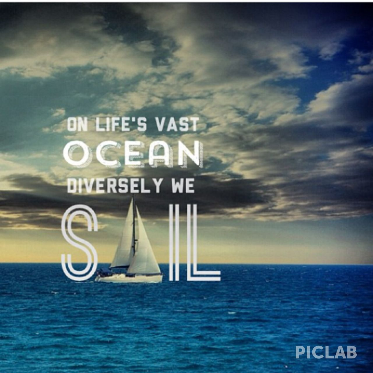 Inspirational Quotes Sailing: Pin By Kierstin Hahn On Piclab•