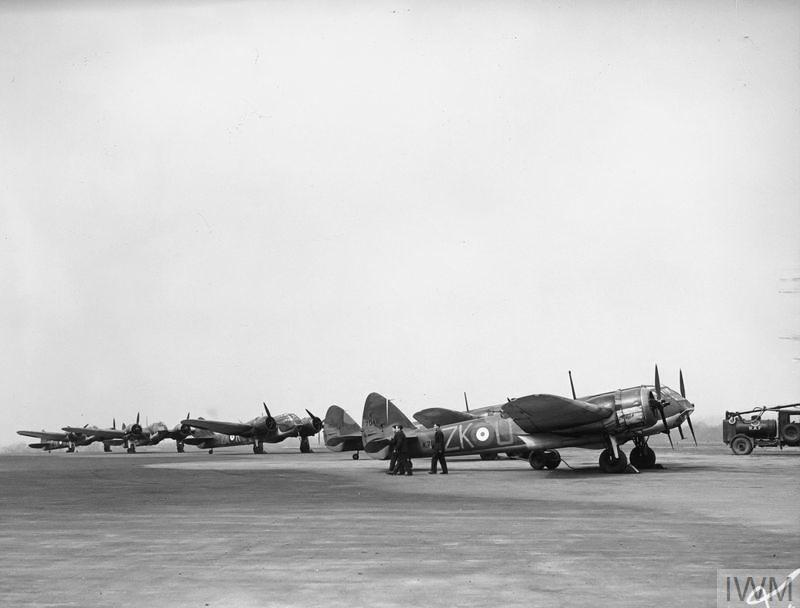 Bristol Blenheim Mk 1fs