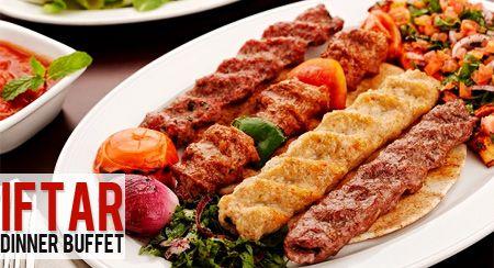 Enjoy A Delicious Iftar Dinner Buffet At The Monsoon Restaurant