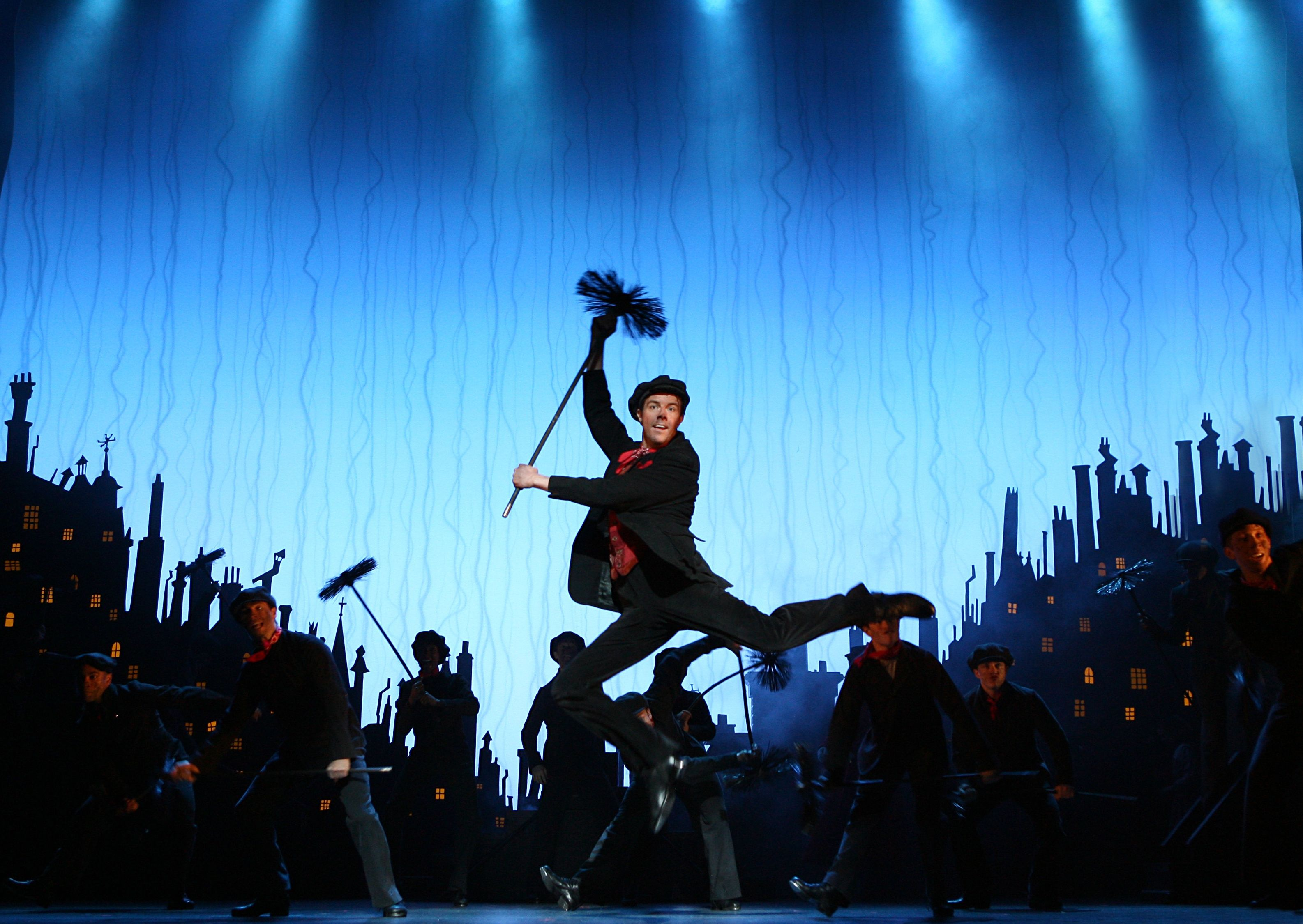 Mary Poppins on Broadway | Mary poppins, Mary poppins broadway and ...