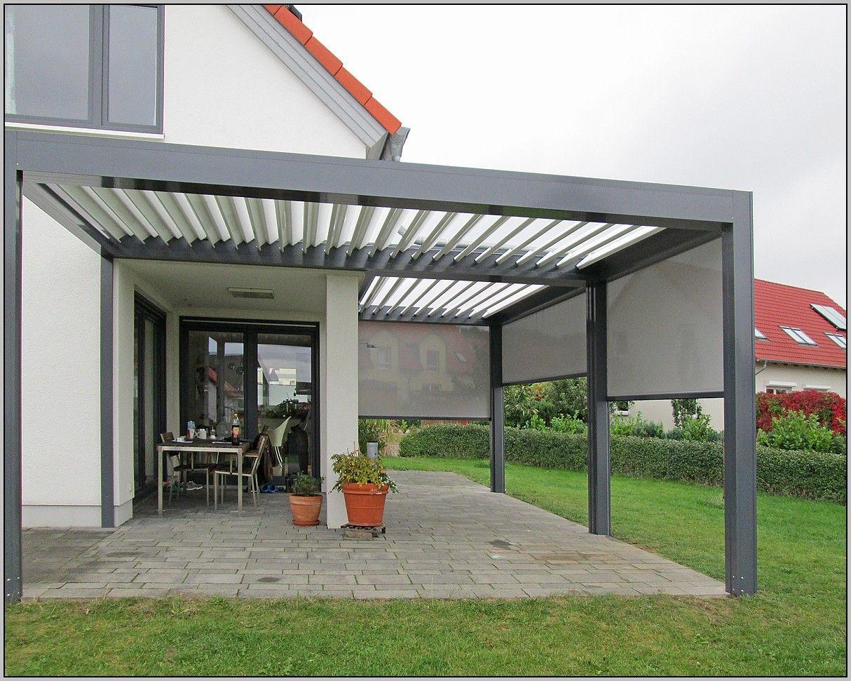 Terrassenüberdachung Sonnenschutz Innen Überdachung