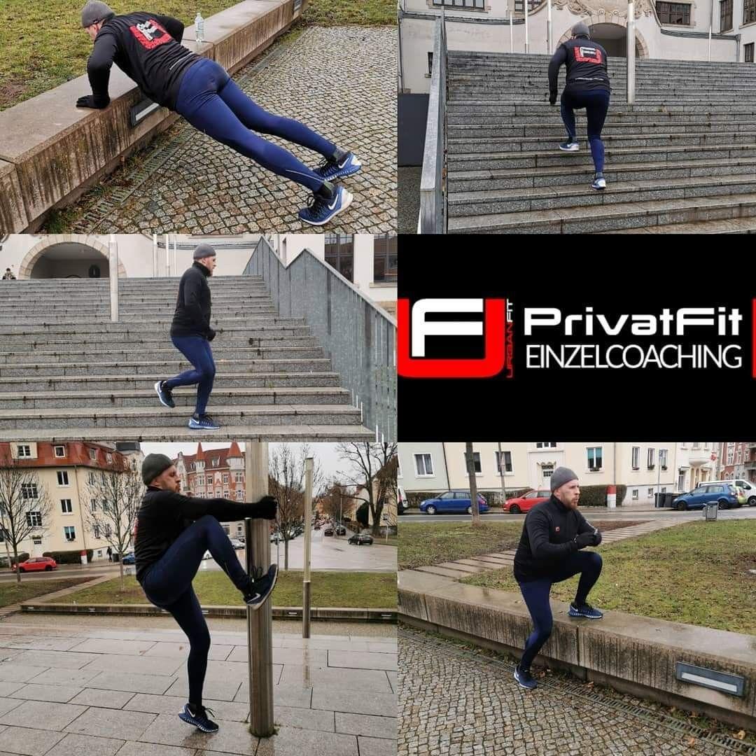 #PrivatFit mit #UrbanFitErfurt!  #TrainingimSteigerwald #dranbleiben #uferfurt #urbanfit #outdoor #f...