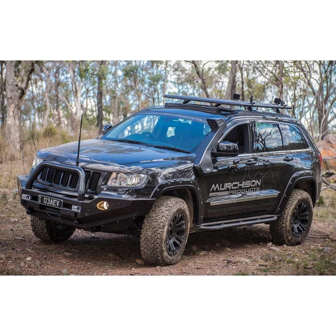 Jeep Grand Cherokee Aftermarket Parts >> Wk2 Snorkel Grand Cherokee Snorkel Murchison Products