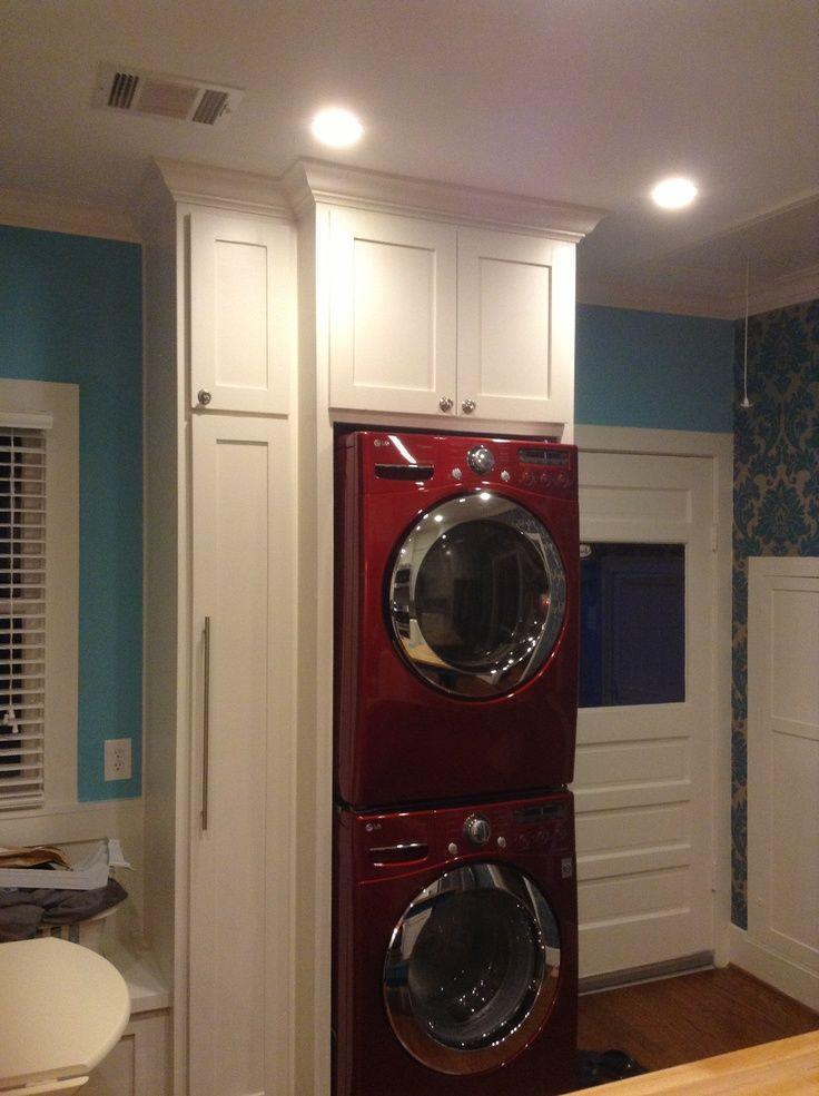 stacked washer dryer kitchen google search kitchen improvements stackable washer dryer. Black Bedroom Furniture Sets. Home Design Ideas