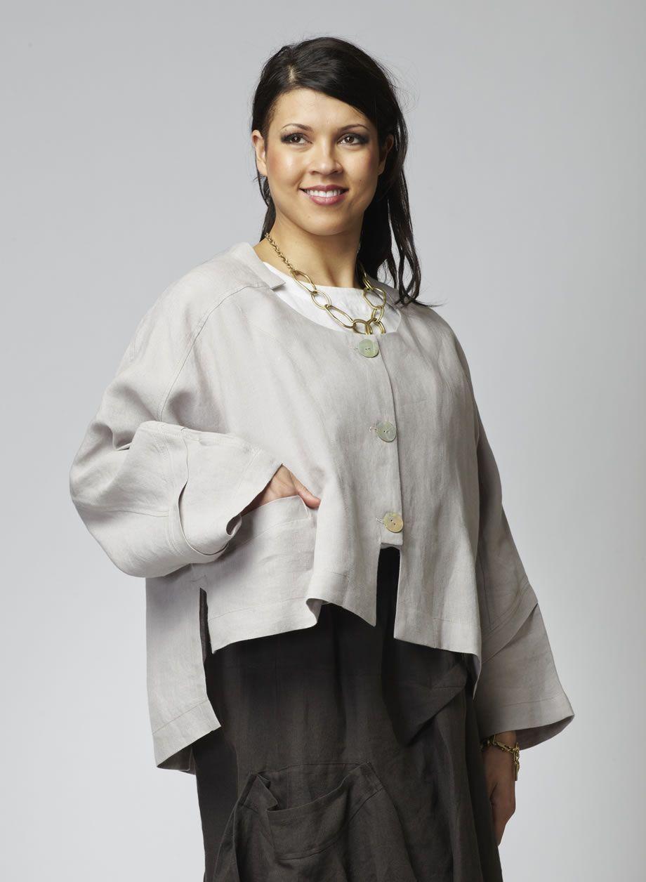Aster naturel designer plus size clothing habibe london habibe