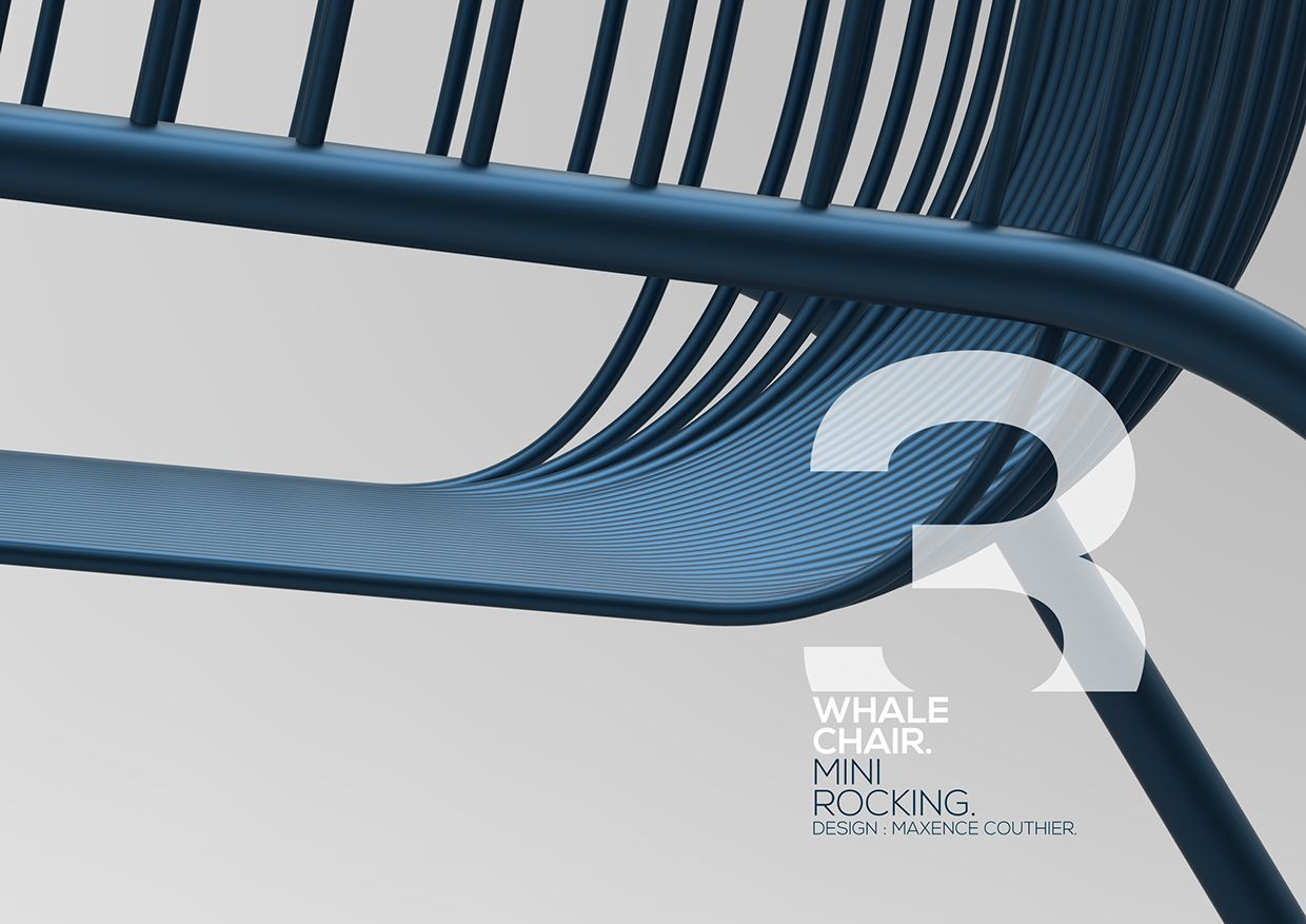 Whale Chair on Behance