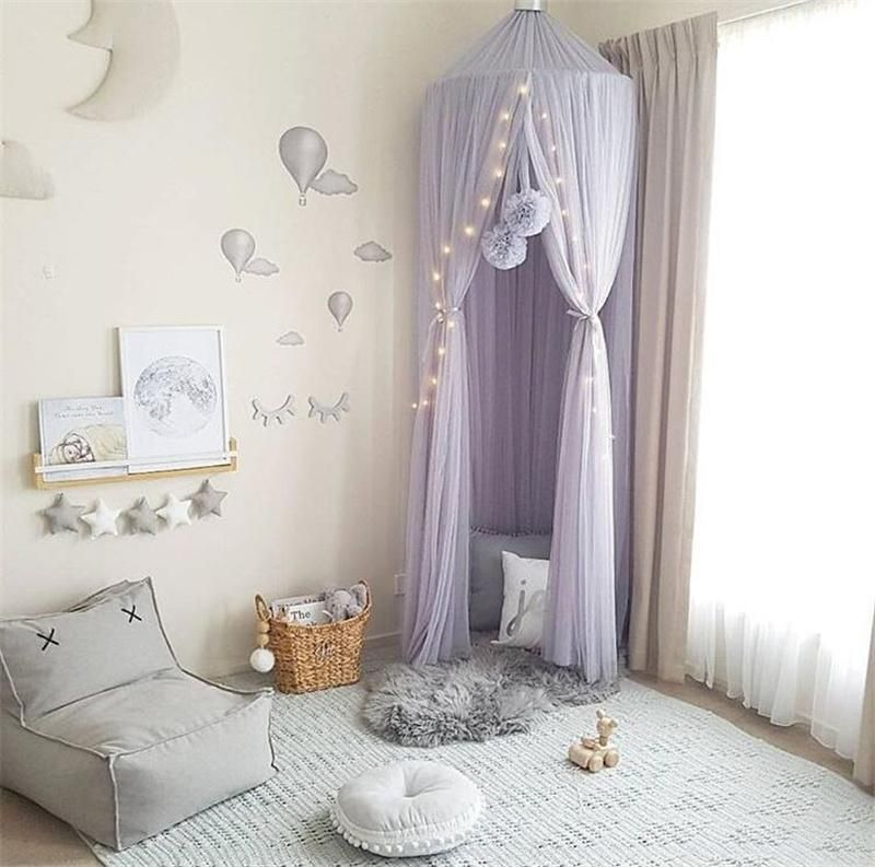 Princess Bed Canopy Mosquito Net Play Tent