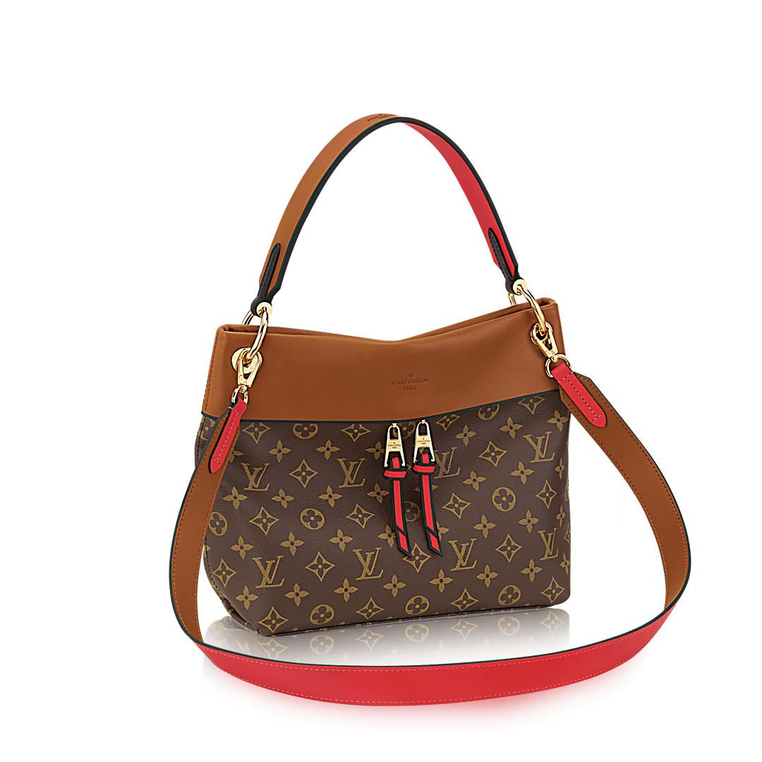 Tuileries Besace Monogram In Women S Handbags Collections By Louis Vuitton