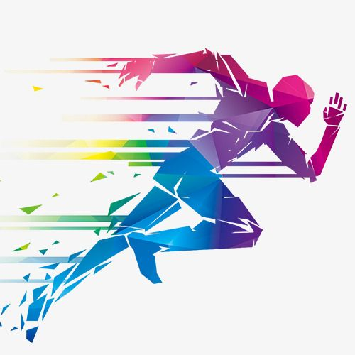 Creative Creative Vector Hard Work Vector Hard Work Background Png Transparent Clipart Image And Psd File For Free Download Gym Art Sports Graphic Design Running Art