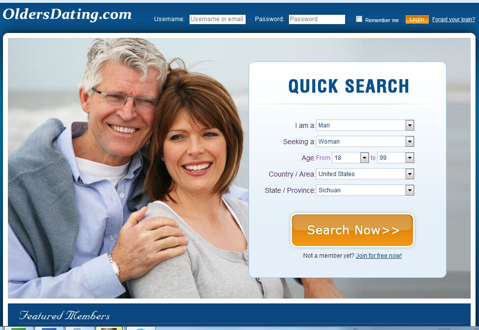 More and more senior dating sites appears on the Internet. Dou you make a  wise