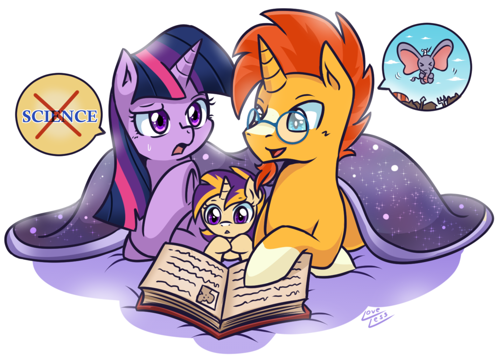 bedtime story by vavacung