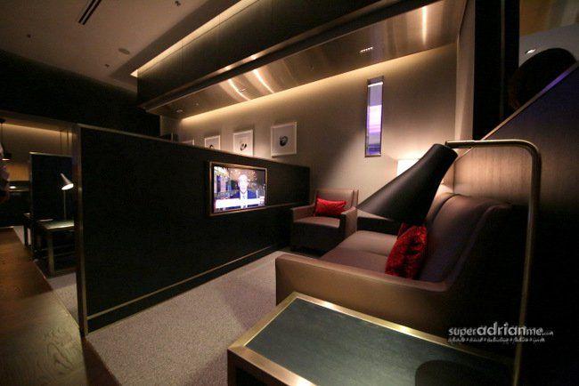 Inside The New British Airways Singapore Lounge at Changi
