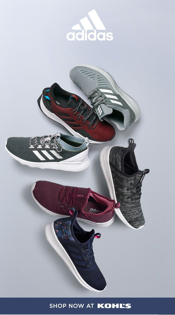 Shop adidas athletic shoes at Kohl's