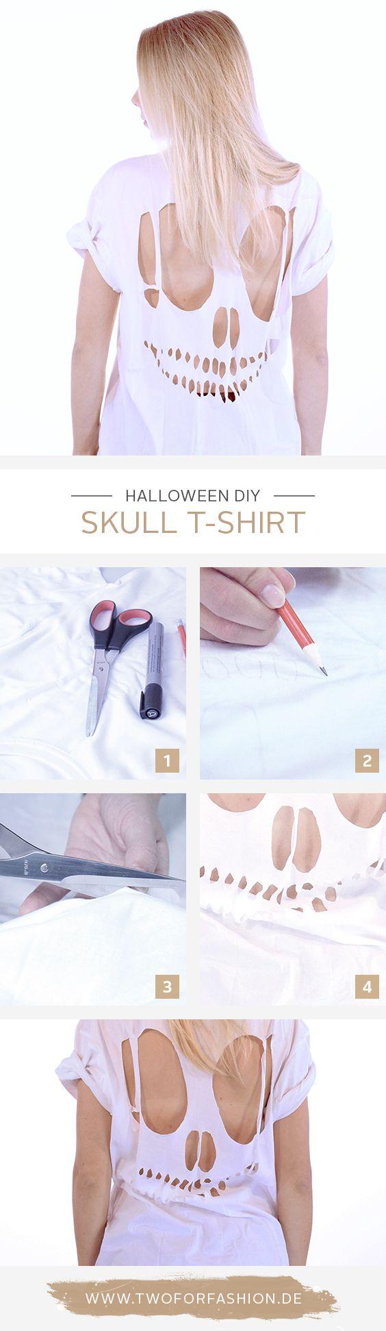 Halloween Verkleidung Einfach