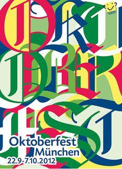 2.Platz des Plakatwettbewerbs fürs Oktoberfest aber ich finds 100mal besser als das Gewinnermotiv, Copyright Oktoberfest.de