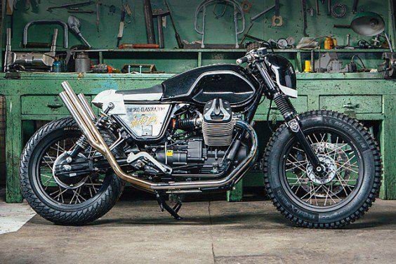 RT @kate_motorcycle: Moto Guzzi V7 Electro  Emporio Elaborazioni Meccaniche #custommotorcycles https://t.co/p3mZNsmENt https://t.co/Im1uwtvMJb