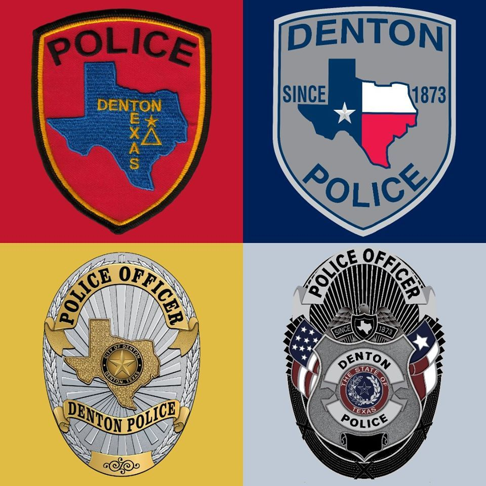 The Denton Police Department is getting new Patches and