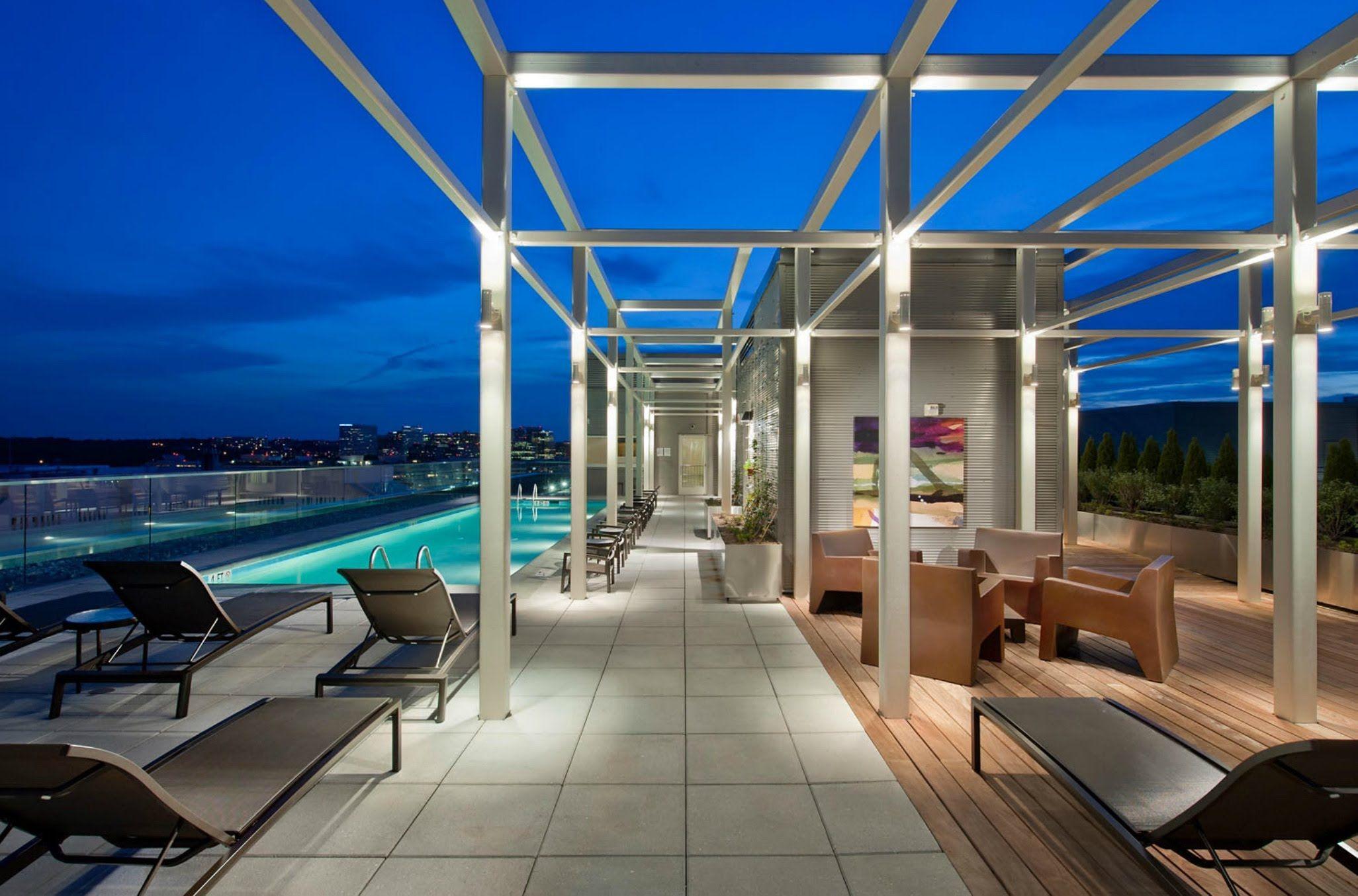the hepburn dc rooftop amenities Google Search