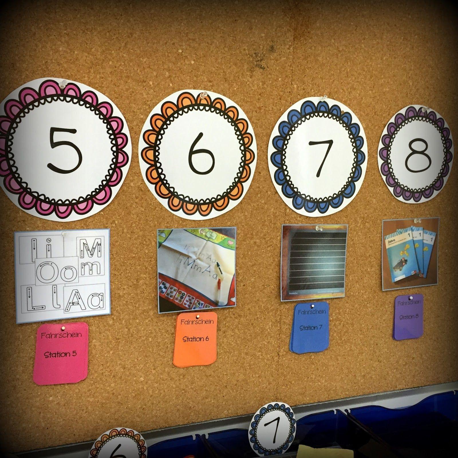 Grundschule Material kostenlos Arbeitsblätter | Klassenzimmer ...