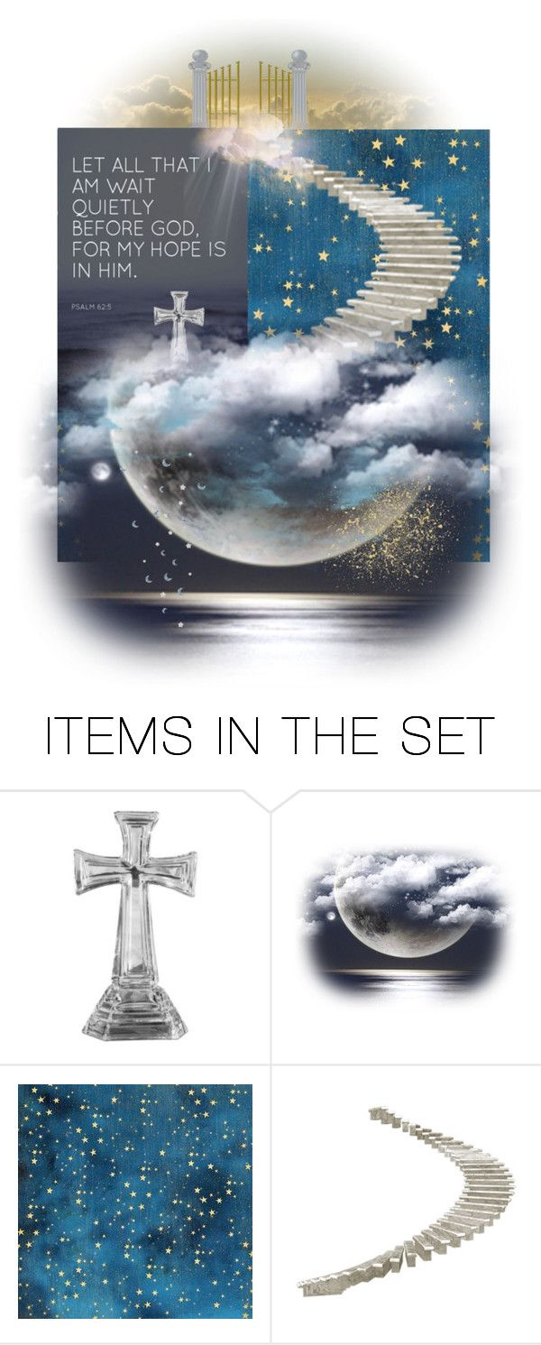 """""""Stairway to heaven"""" by babooptgmi ❤ liked on Polyvore featuring art"""