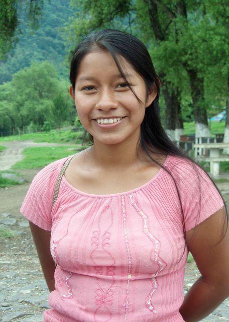 Sexy guatemalan women