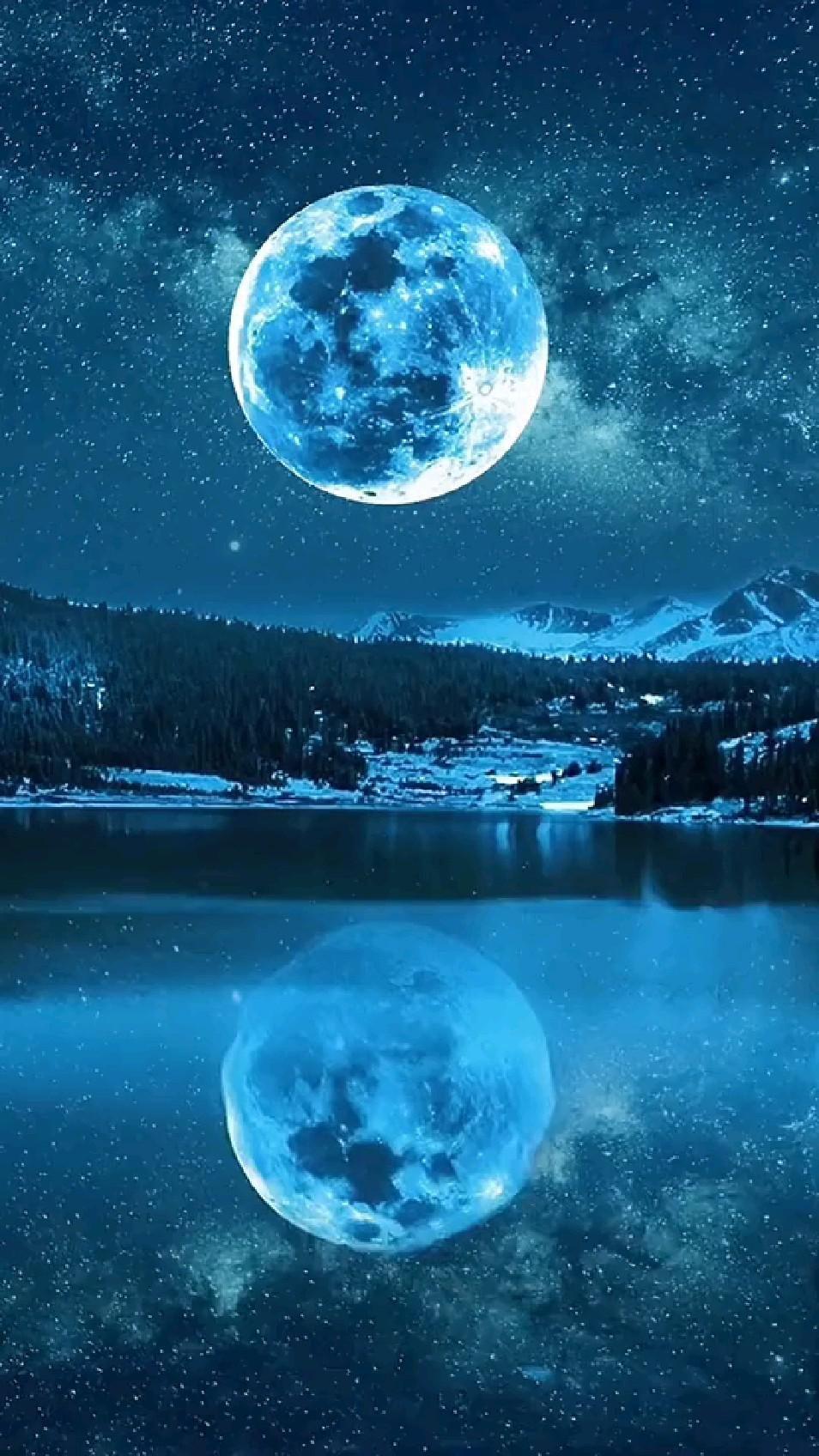 Beautiful Moon ❤️