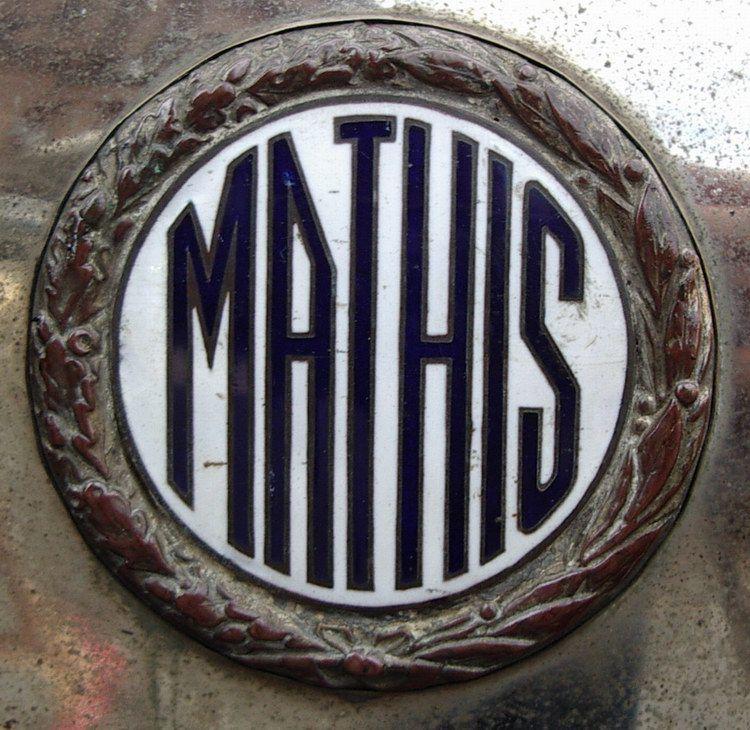 1926 - LogoMathis