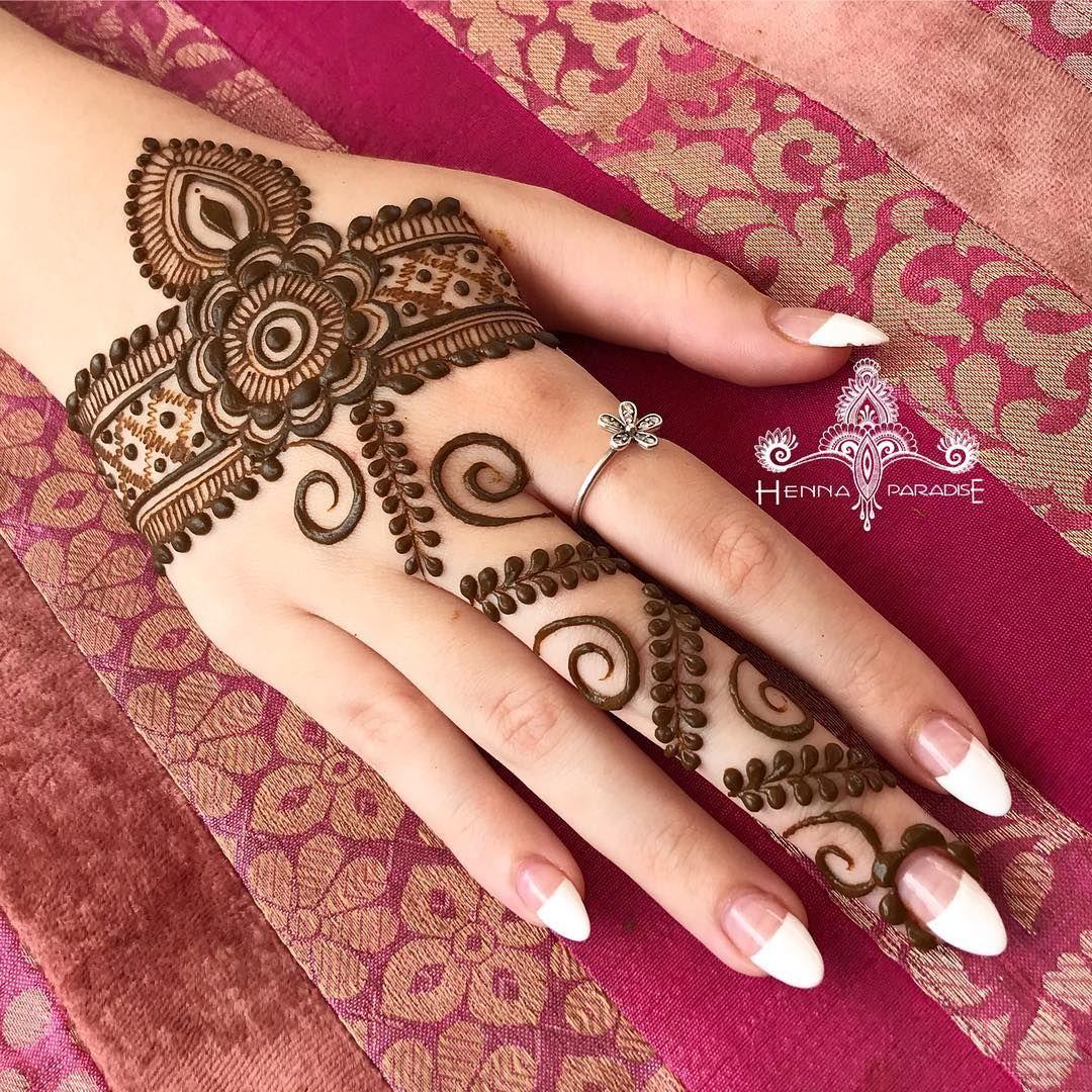 3 036 Likes 20 Comments Sarala Aravind Henna Paradise On