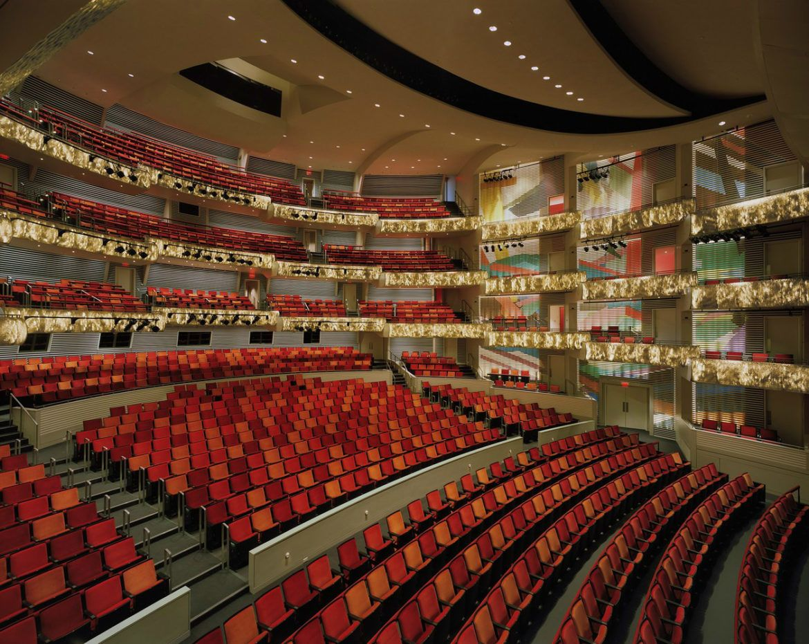 Kauffman Center For The Performing Arts Thearer Theatre Art