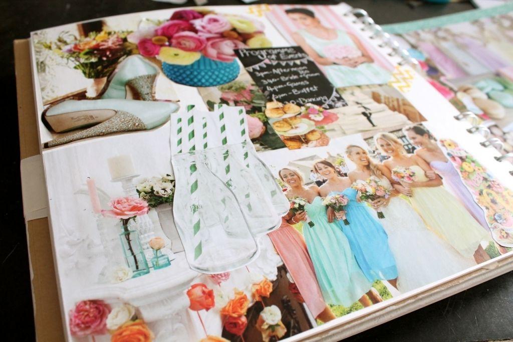 15 Insane wedding planning scrapbook ideas Grow New Creativity