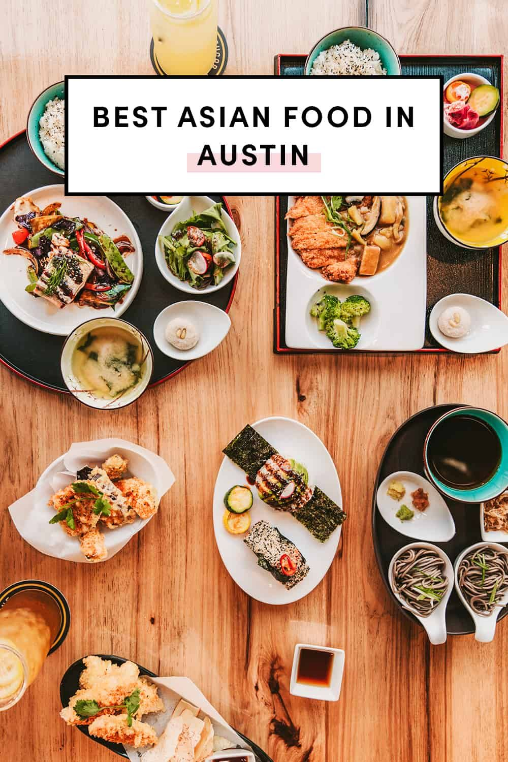 Best Asian Food In Austin A Taste Of Koko In 2020 Asian Recipes Food South Korean Food