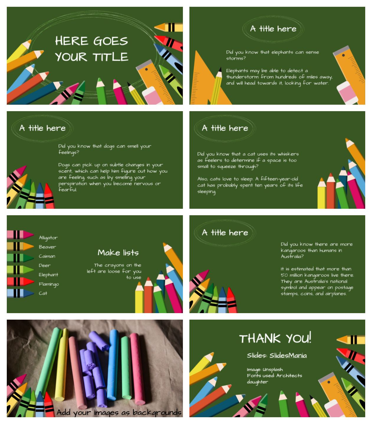 Foster Free Template For Google Slides And Powerpoint Powerpoint Tutorial School Powerpoint Templates Powerpoint