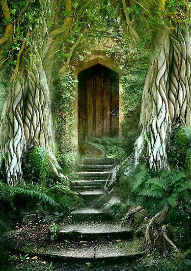 Door to Fairyland.