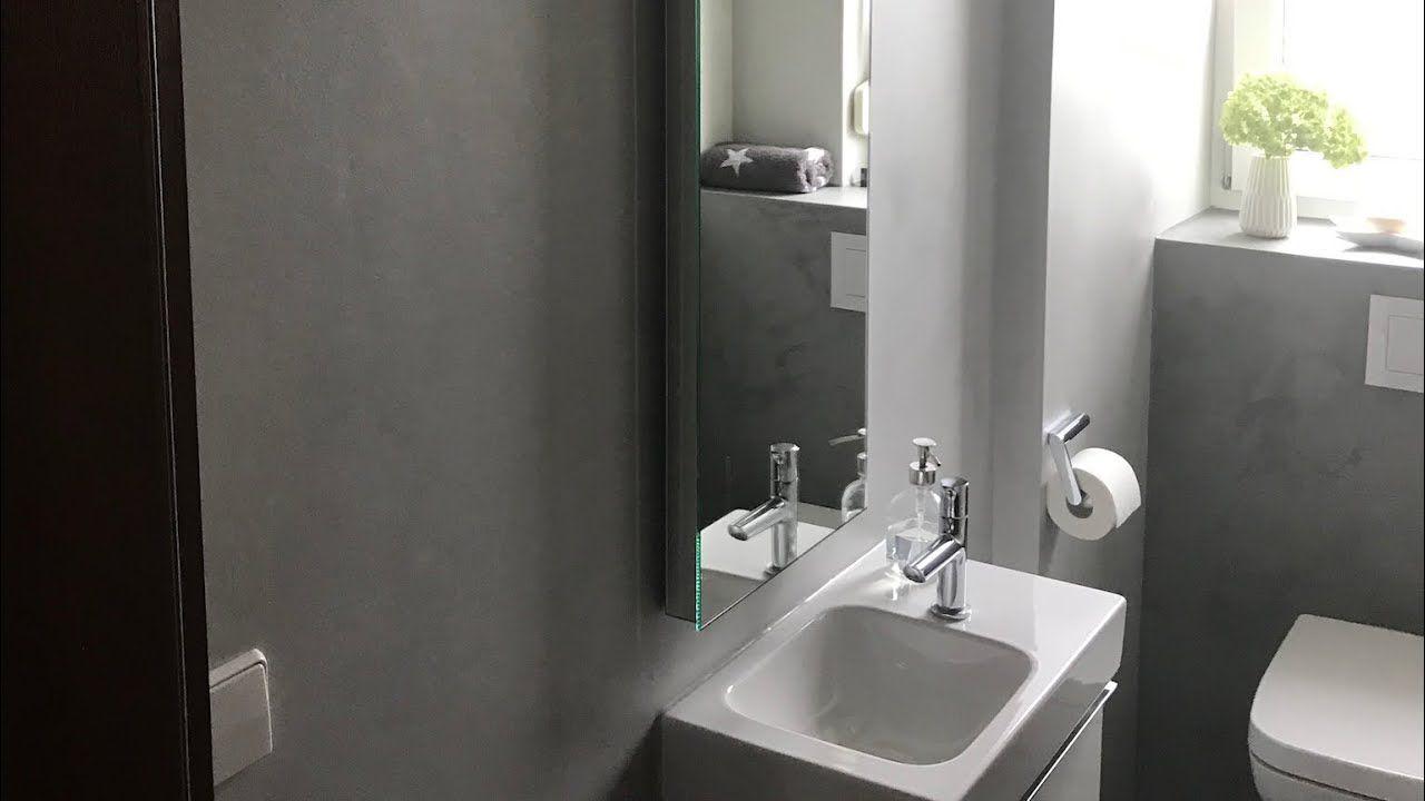 Fugenlos Spachtelboden Betonoptik Raumgestaltung Hofele Stuckateur Neues Badezimmer Raumgestaltung Betonoptik