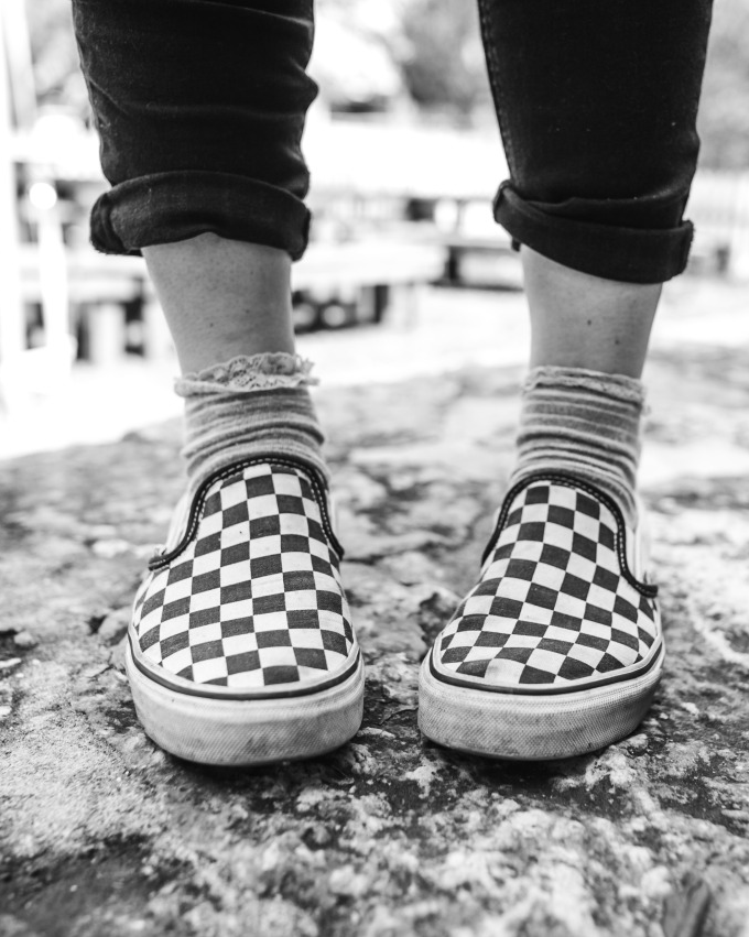 Checkerboard Slip-On   Keep It Classic   Shoes, Vans shoes, Vans 9a1010f7a0c