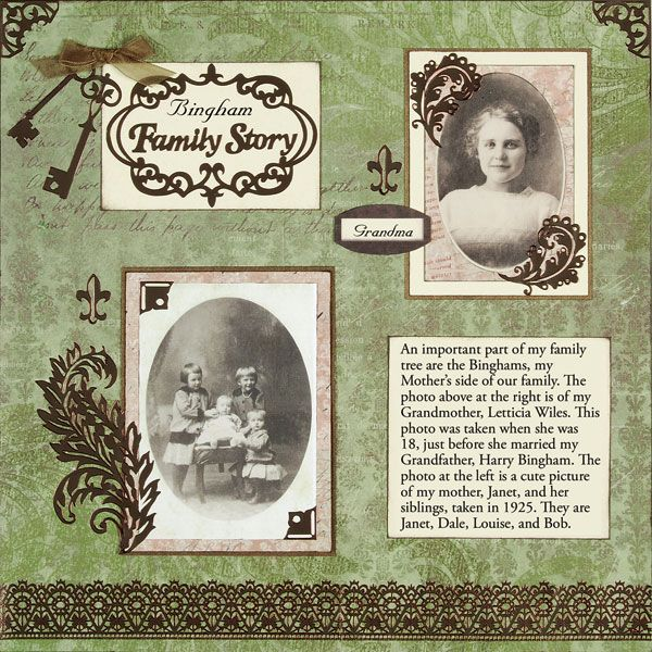 family history paper The invitae family history tool is a free app to build, modify, share, and save  your  by freeing you from tedious paper pedigrees,1,2 the app enables you to.