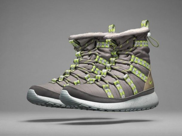 save off 88ad0 33fc4 Bringing more to those who want to up their sneaker game between seasons,  the Nike SneakerBoot collection elevates classic Nike sneakers for cool- weather ...