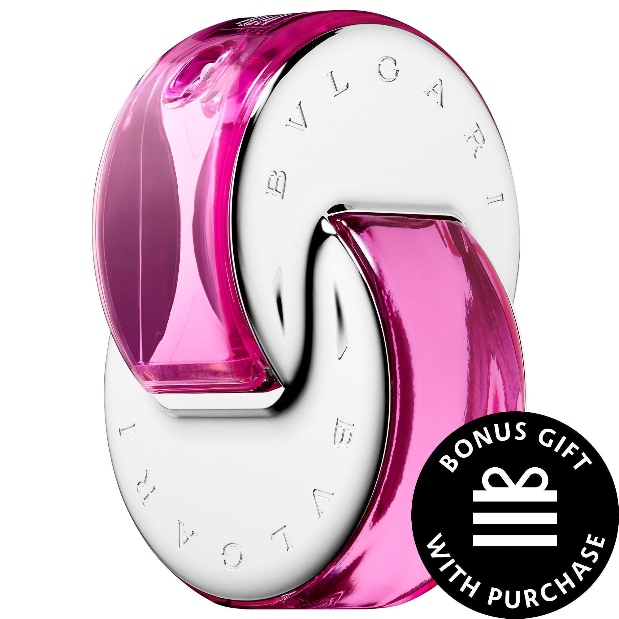 Bvlgari Omnia Pink Sapphire Eau De Toilette Spray 1 3 Oz Fragrance Bvlgari Eau De Toilette