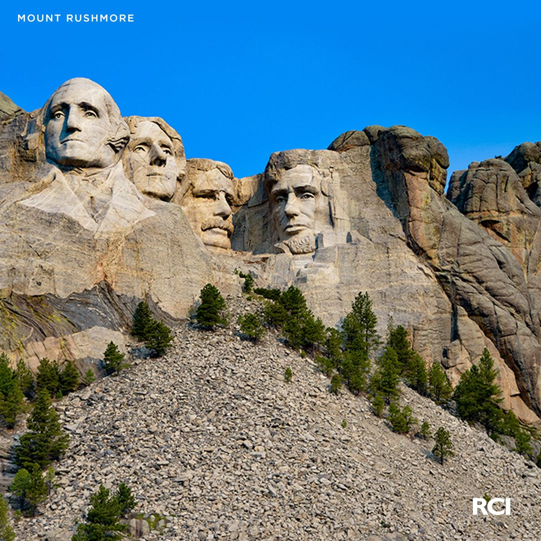 Washington Was The First Of The President Sculptures To Be