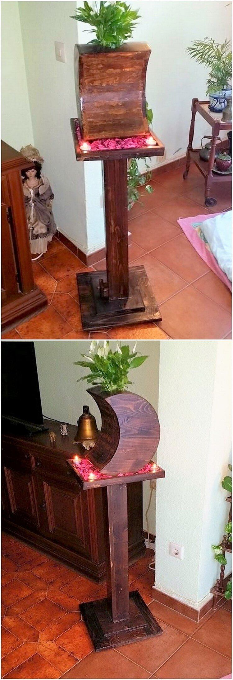 Awesome Smart Creations With Old Pallets