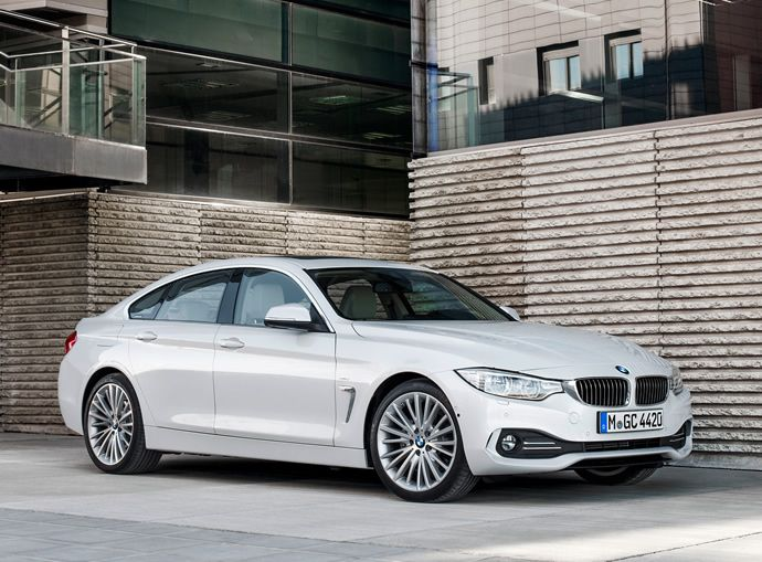 2015 Bmw 4 Series Gran Coupe Goes Official Looks Like A Sexier 3 Series Sedan Bmw 4 Series Bmw 4 Bmw