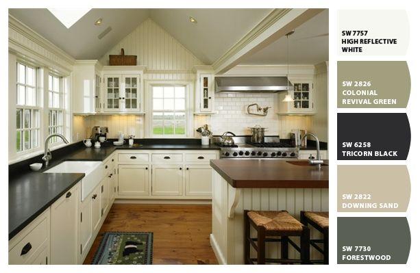 Beadboard Backsplash Except Subway Tile Behind Stove Kitchen