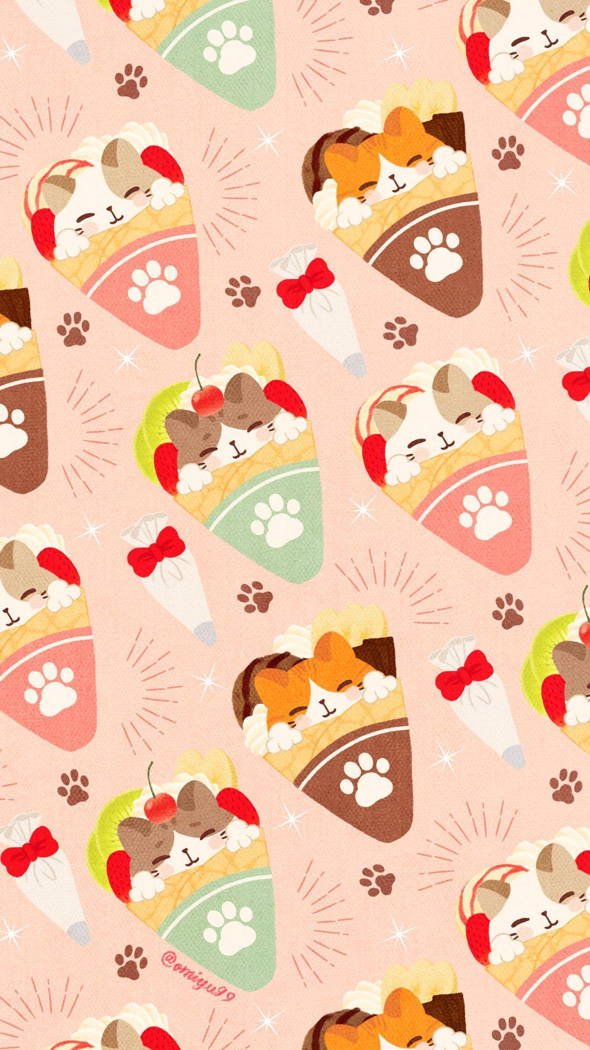 Omiyu みゆき In Kawaii Wallpaper Cute Wallpapers Cute Stickers