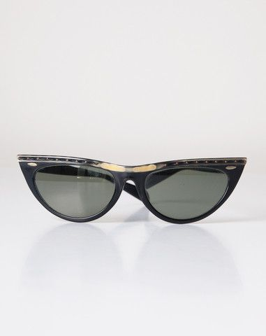 6e3599598f ... reduced vintage ray ban egyptian sunglasses covet lou 74a3e 03a10