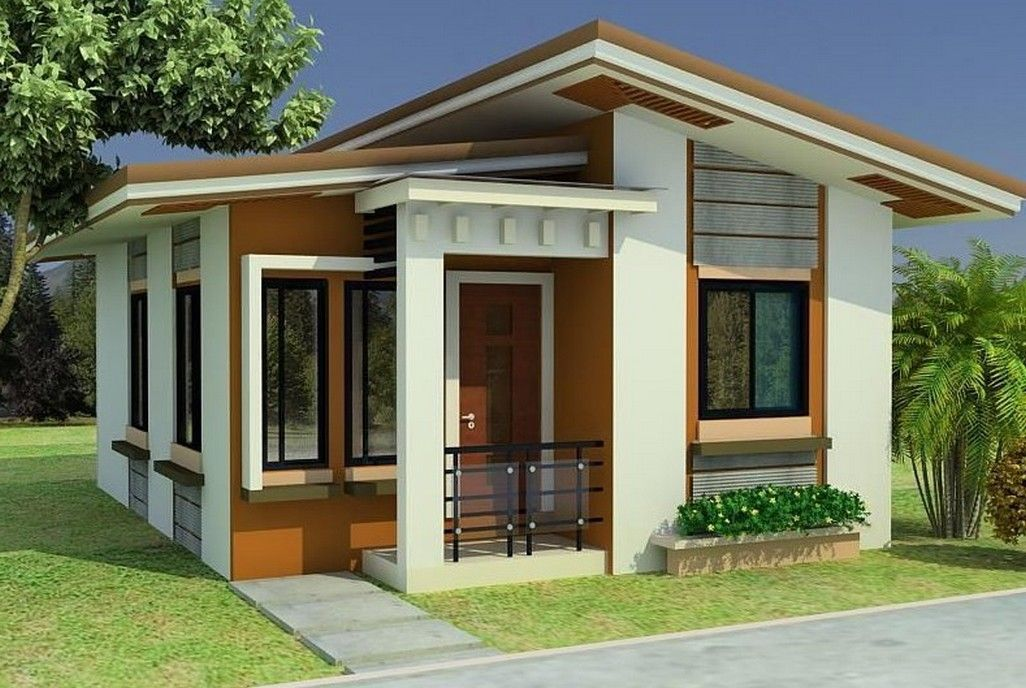 Best Small House Design In Compact