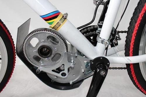 New 48v 500w Brushless Geared Mid Drive Motor Ebike Conversion Kits 5 Speed Lcd Ebike E Bike Kit Bike Kit