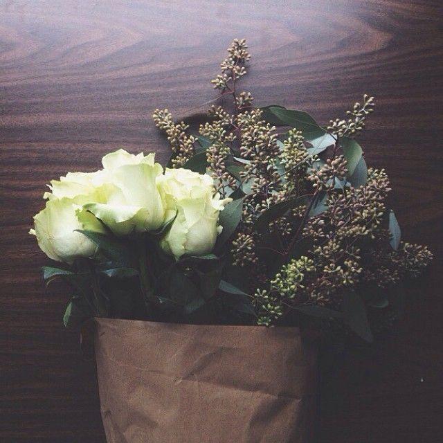 Bag Full Of Flowers Fragrant Roses Pretty Flowers Floral