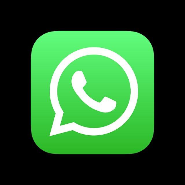 Whatsapp Icon Whatsapp Logo Whatsapp Icon Free Template