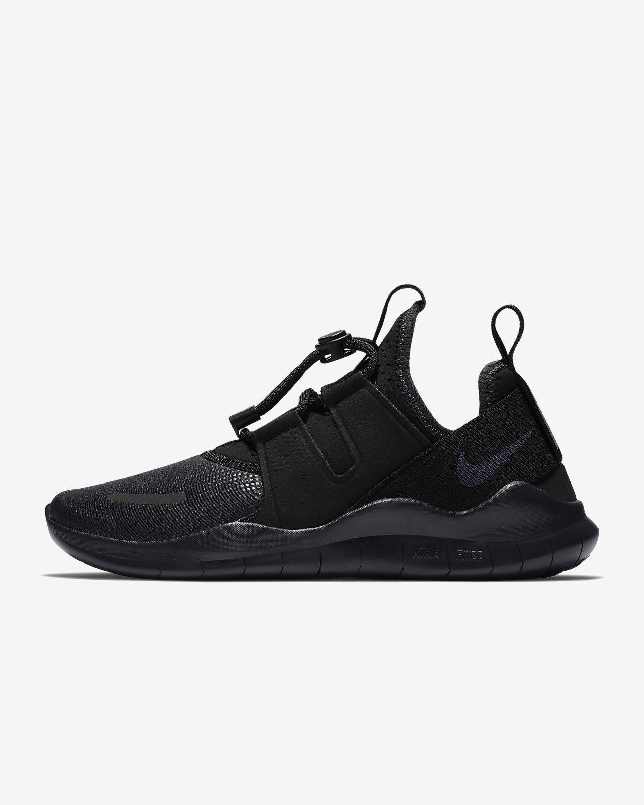f65ba0a3f9ac6 Nike Free RN Commuter 2018 Men s Running Shoe Size 12.5 (Black) in ...